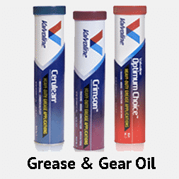 Grease and Gear Oil
