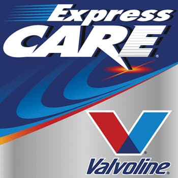 Express Care Oil Change Logo